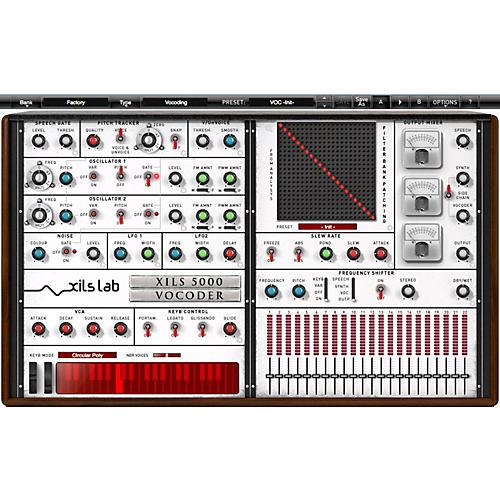XILS lab Vocoder 5000