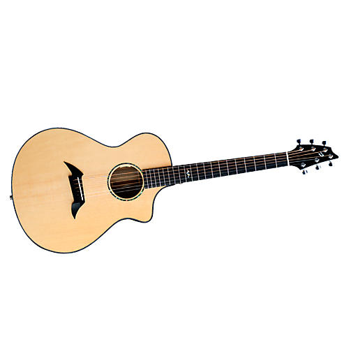 Breedlove Voice Concert Acoustic-Electric Guitar