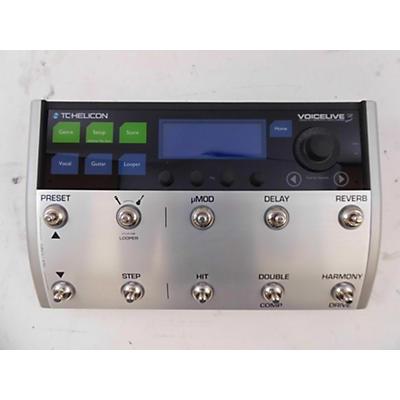 TC Helicon VoiceLive 3 Vocal Processor