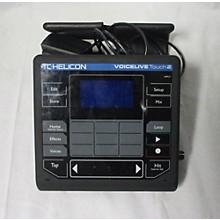TC Helicon VoiceLive Touch 2 Vocal Processor