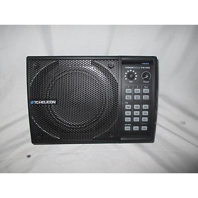 TC Helicon VoiceSolo FX150 Powered Monitor