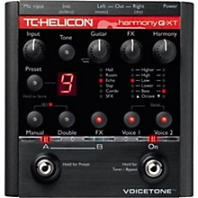 Open BoxTC Helicon VoiceTone Harmony G-XT Vocal Harmony and Effects Pedal for Guitarists