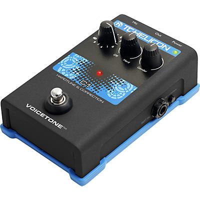 TC Helicon VoiceTone Single C1 HardTune & Correction