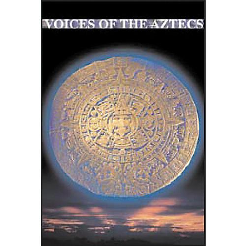 Q Up Arts Voices of the Aztecs CD Audio