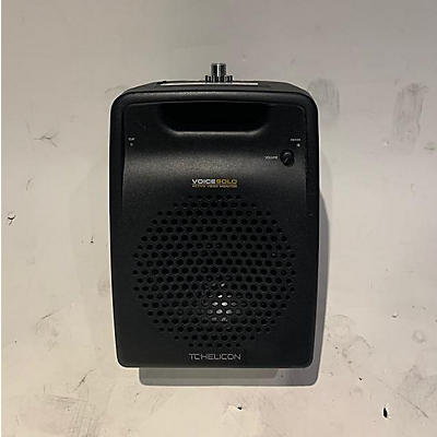 TC Helicon Voicesolo Vsm200 Powered Monitor
