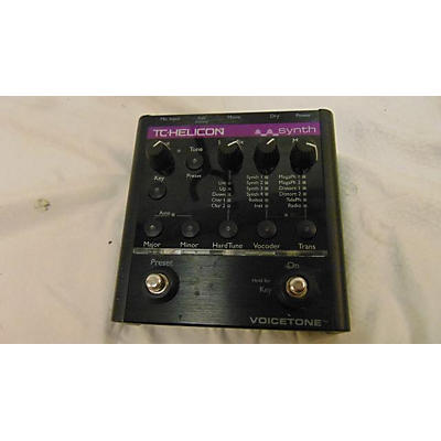 TC Electronic Voicetone Synth Effects Processor