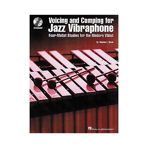 Hal Leonard Voicing and Comping for Jazz Vibraphone