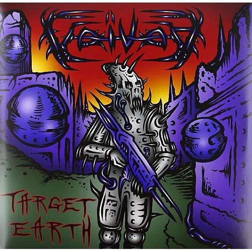 Alliance Voivod - Target Earth