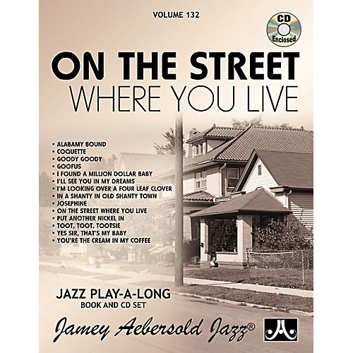 JodyJazz Vol. 132 - On The Street Where You Live