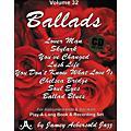 Jamey Aebersold (Vol. 32) Ballads thumbnail