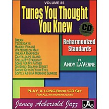 Jamey Aebersold (Vol. 85) Tunes You Thought You Knew