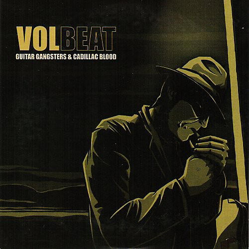 Alliance Volbeat - Guitar Gangsters and Cadillac Blood