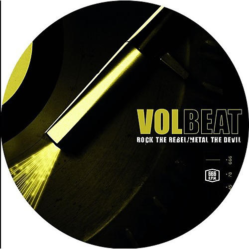 Alliance Volbeat - Rock The Rebel/Metal The Devil