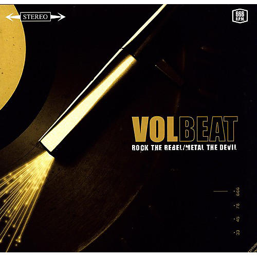 Alliance Volbeat - Rock the Rebel-Metal the Devil