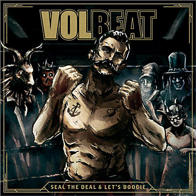 Volbeat - Seal The Deal & Let's Boogie [2LP]