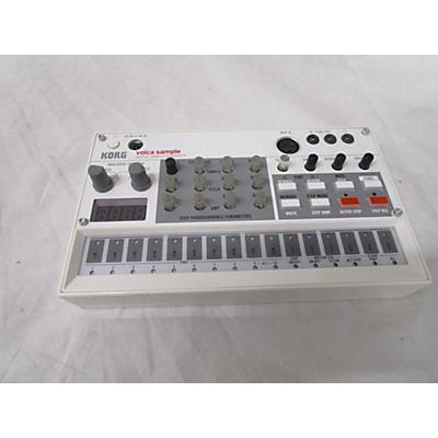 Korg Volca Sampe Synthesizer