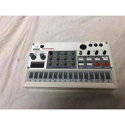Korg Volca-sample Synthesizer