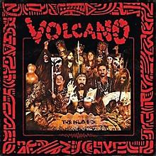 Volcano - The Island
