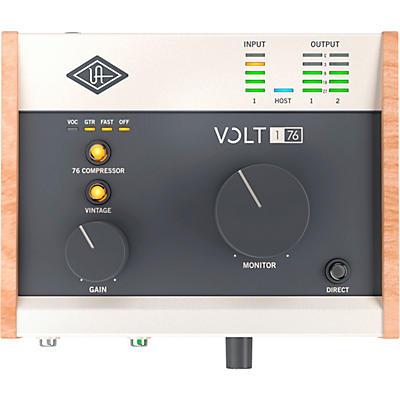Universal Audio Volt 176 USB Audio Interface