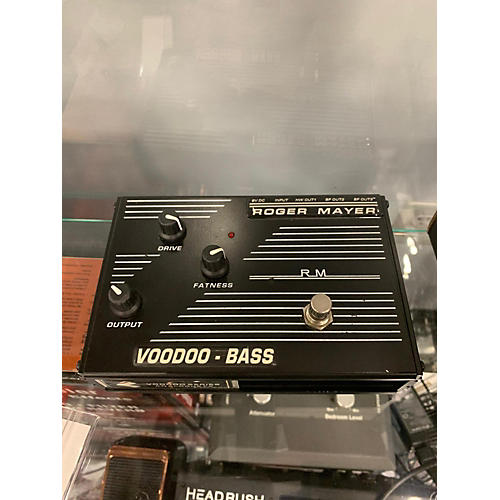Voodoo Bass Bass Effect Pedal