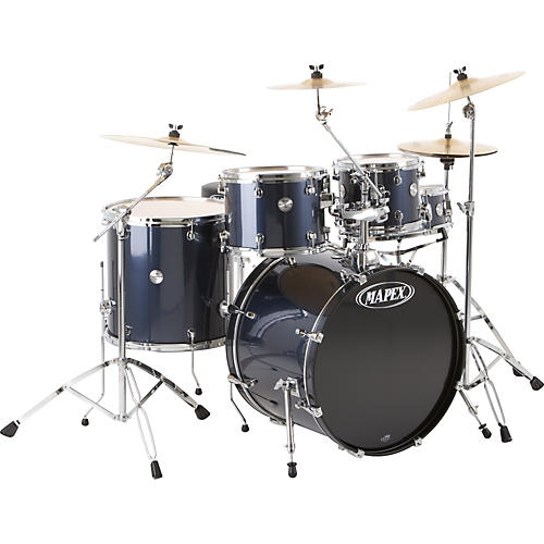 Mapex Voyager Basswood Covered 5-Piece SRO Ready Set Go Kit
