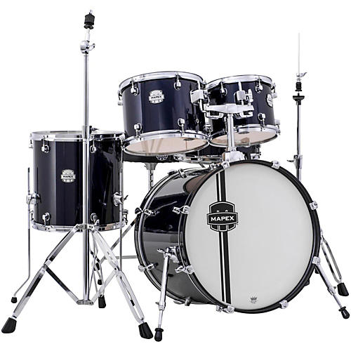 mapex voyager jazz drum set musician 39 s friend. Black Bedroom Furniture Sets. Home Design Ideas