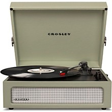 Voyager Portable Turntable with Bluetooth Sage