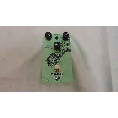 Walrus Audio Voyager Preamp Overdrive Effect Pedal