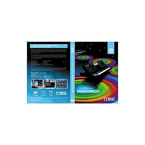 Moog Voyager Training DVD