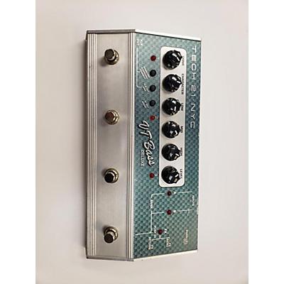 Tech 21 Vt Basss Deluxe Signal Processor