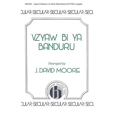 Hinshaw Music Vzyawbi Ya Banduru SAATTBB arranged by J. David Moore