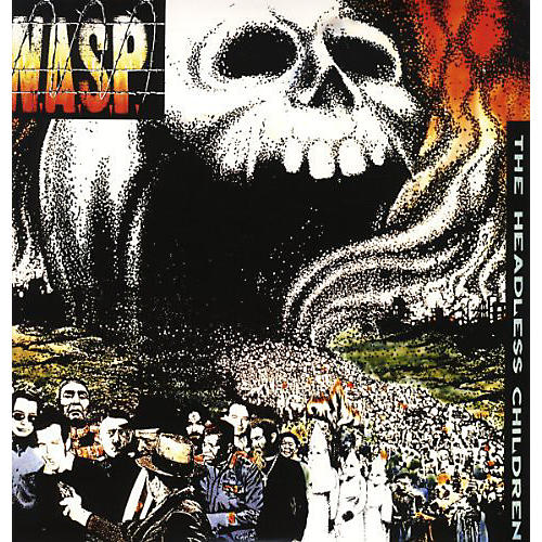 Alliance W.A.S.P. - The Headless Children