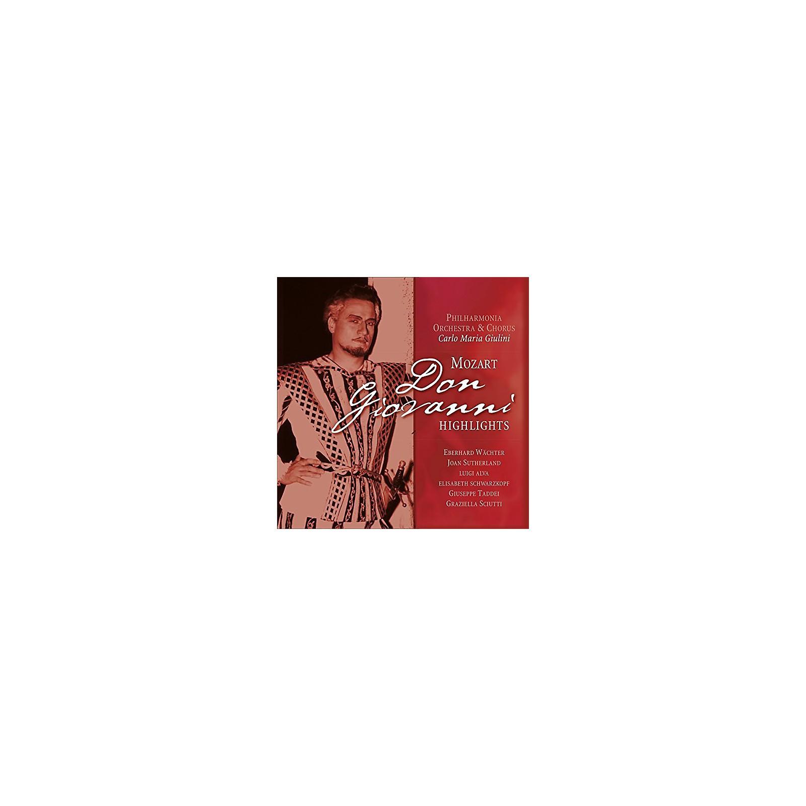 Alliance W.a. Mozart - Don Giovanni Highlights