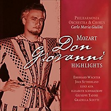 W.a. Mozart - Don Giovanni Highlights