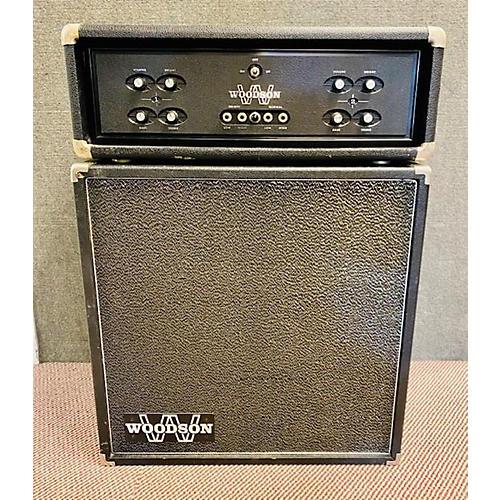 Woodson W200 Bass Stack