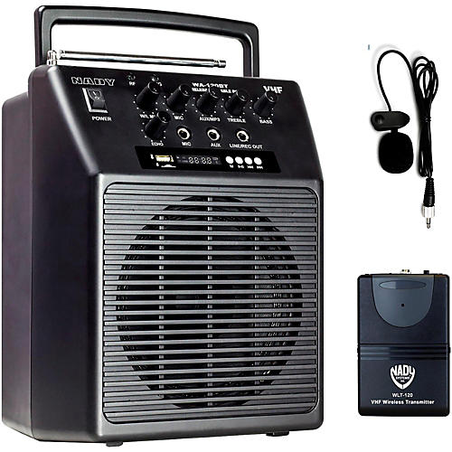 Nady WA-120BT LT Portable Wireless PA System Condition 1 - Mint