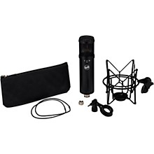 Warm Audio WA-47jr-BLK FET Black Condenser Microphone