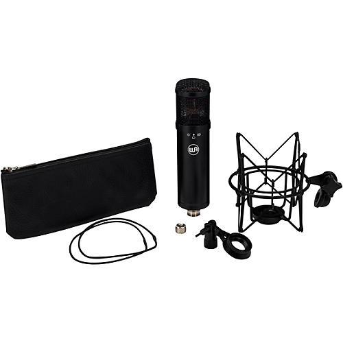 Warm Audio WA-47jr-BLK FET Black Condenser Microphone Black