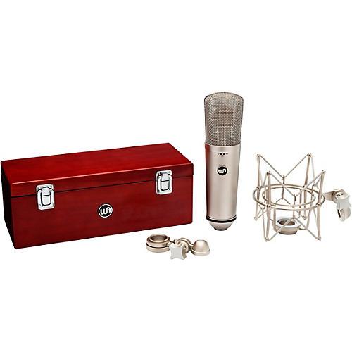 Warm Audio WA-87r2 Condenser Microphone Nickel