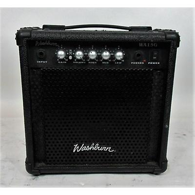 Washburn WA15G Battery Powered Amp