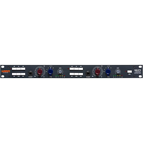 Warm Audio WA273 2-Channel British Mic Pre