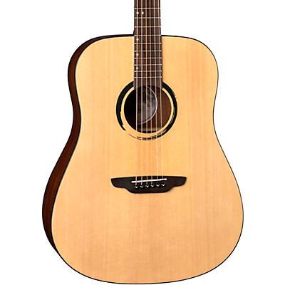 Luna Guitars WABI SABI Dreadnought Solid-Top Acoustic Guitar
