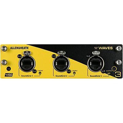 Allen & Heath WAVES V3 128x128 dLive Module