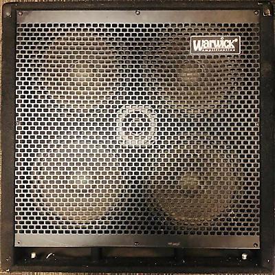 Warwick WCA410 Bass Cabinet