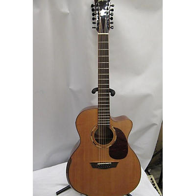 Washburn WCG 15CE12 12 String Acoustic Guitar