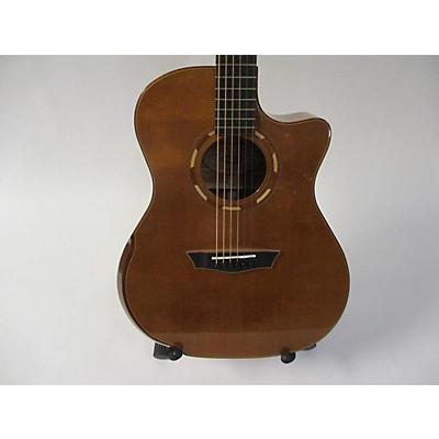Washburn WCG Acoustic Electric Guitar