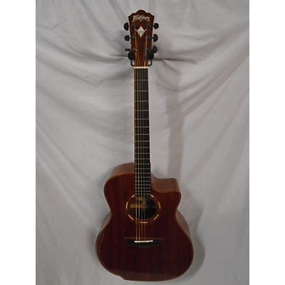 Washburn WCG55CE-0 Acoustic Electric Guitar