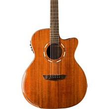 Open Box Washburn WCG55CE Comfort Acoustic-Electric Guitar