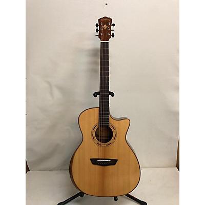 Washburn WCG70SCEGO Acoustic Electric Guitar