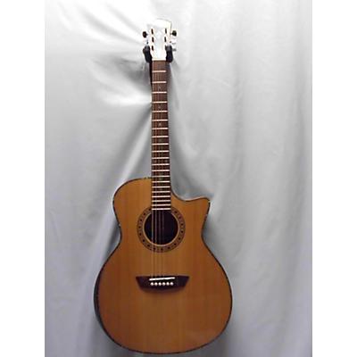 Washburn WCG80SCEG-L Acoustic Guitar